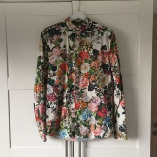 Used only once, flowery stylish shirt from WHYRED