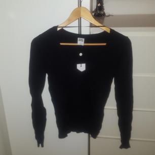 VERO MODA Knit stickad tröja svart Oanvänd - Nyskick - Prislapp kvar