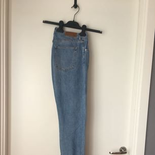 High waist jeans från never denim