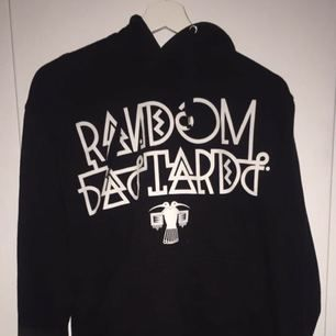 Random bastards hoodie i strl s. Skriv för fler bilder :)