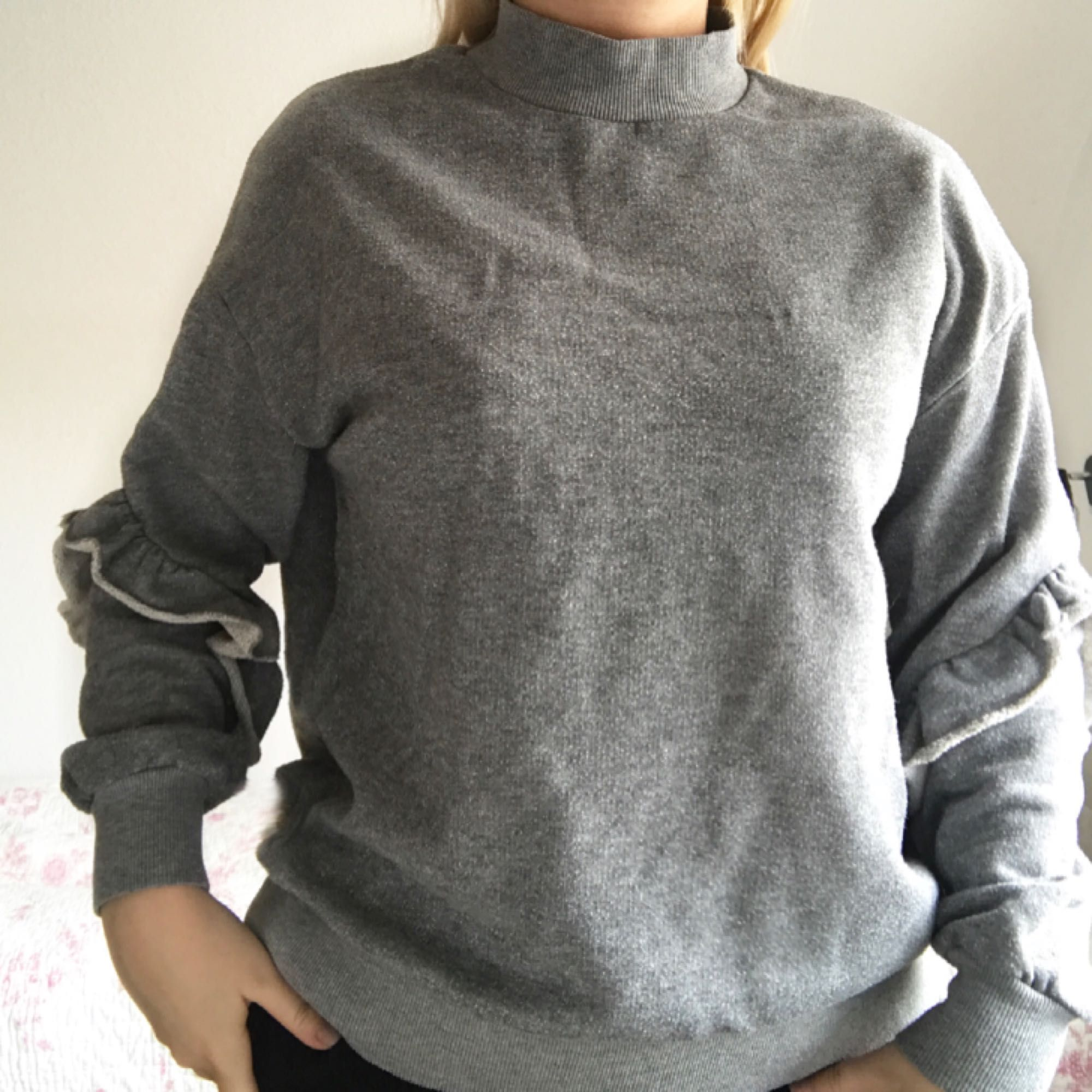 f0e399fa4e35 Sweatshirt från MQ köpt för 459 - Tröjor & Koftor - Second Hand