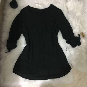 nya skjorta svart färg sltk s för 50kr rågsved eller frakt 20kr