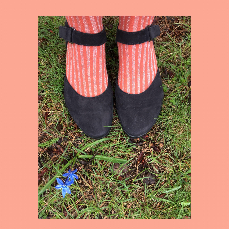 Nästa som nya skinn sandaler från Arche med latex sula. . Skor.