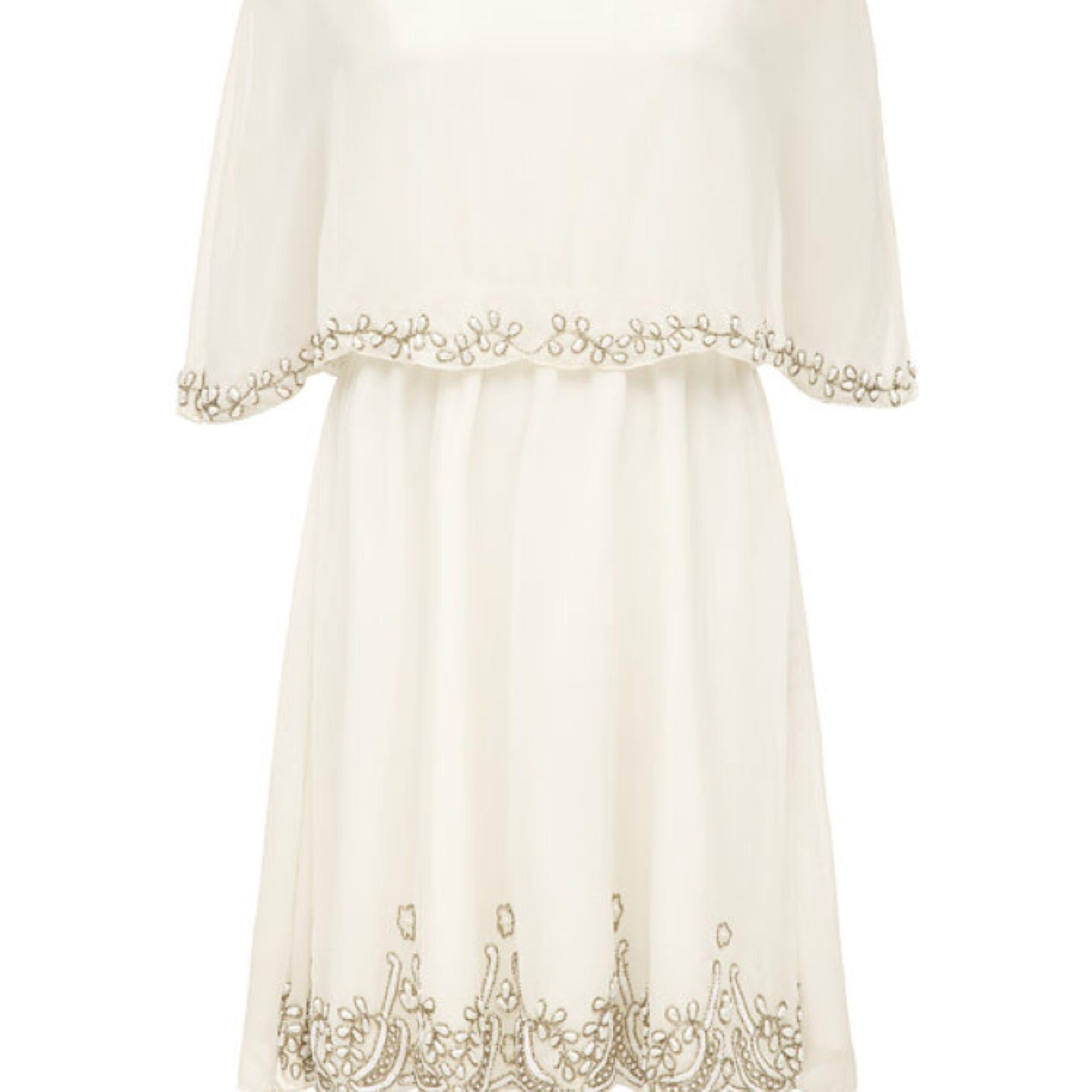 a140823936b9 Original pris Fin vit festklänning!🌟storleken passar inte mig längre. Aldrig  används! Original pris