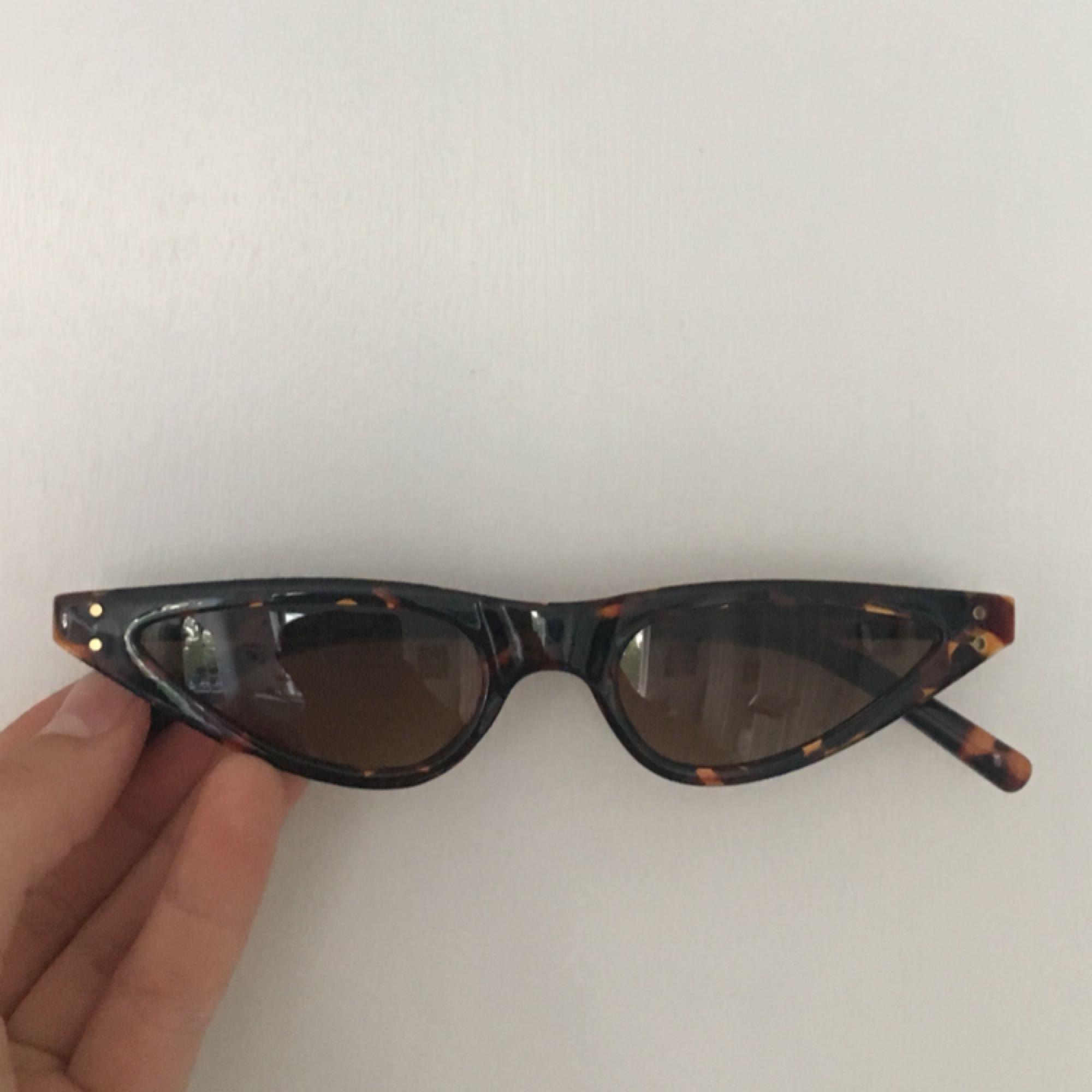 Skitsnygga solglasögon med leopardmönstrade bågar. Köparen står för frakt🧞♂️. Accessoarer.