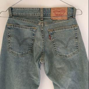 Levis jeans köpta här på Plick. Obs små i storleken!  Köparen står för frakt annars möts jag upp i Helsingborg
