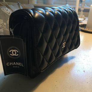 Chanel väska (kopia). Helt ny. Supersnygg