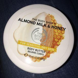 Body butter från the body shop. Helt ny och oöppnad.