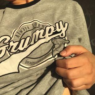 Smått oversized t-shirt från Disneyland Paris i skönt material med klockrent motiv. Har bara kommit till användning en gång❣️ Köpare står för frakt