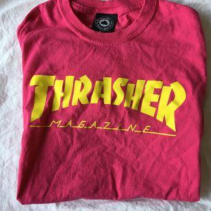 Äkta thrasher T-shirt i mycket fint skick!! Frakt inkl *se profilbeskrivning*