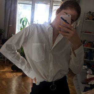 oversize skjorta, ganska lång som syns på sista bilden! kan skicka mot 39kr eller mötas upp i sthlm 🌻