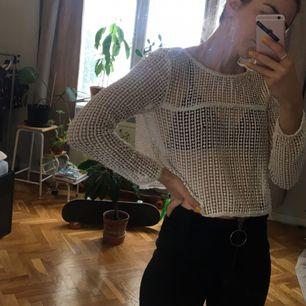 See through top från Zara :) kommer aldrig till användning då jag tycker den är lite för liten. Postar mot 39kr eller möts upp i stockholm! 🌻