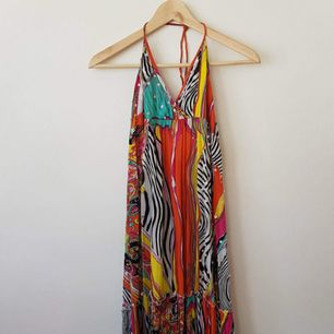 Colorful maxi dress from River Island