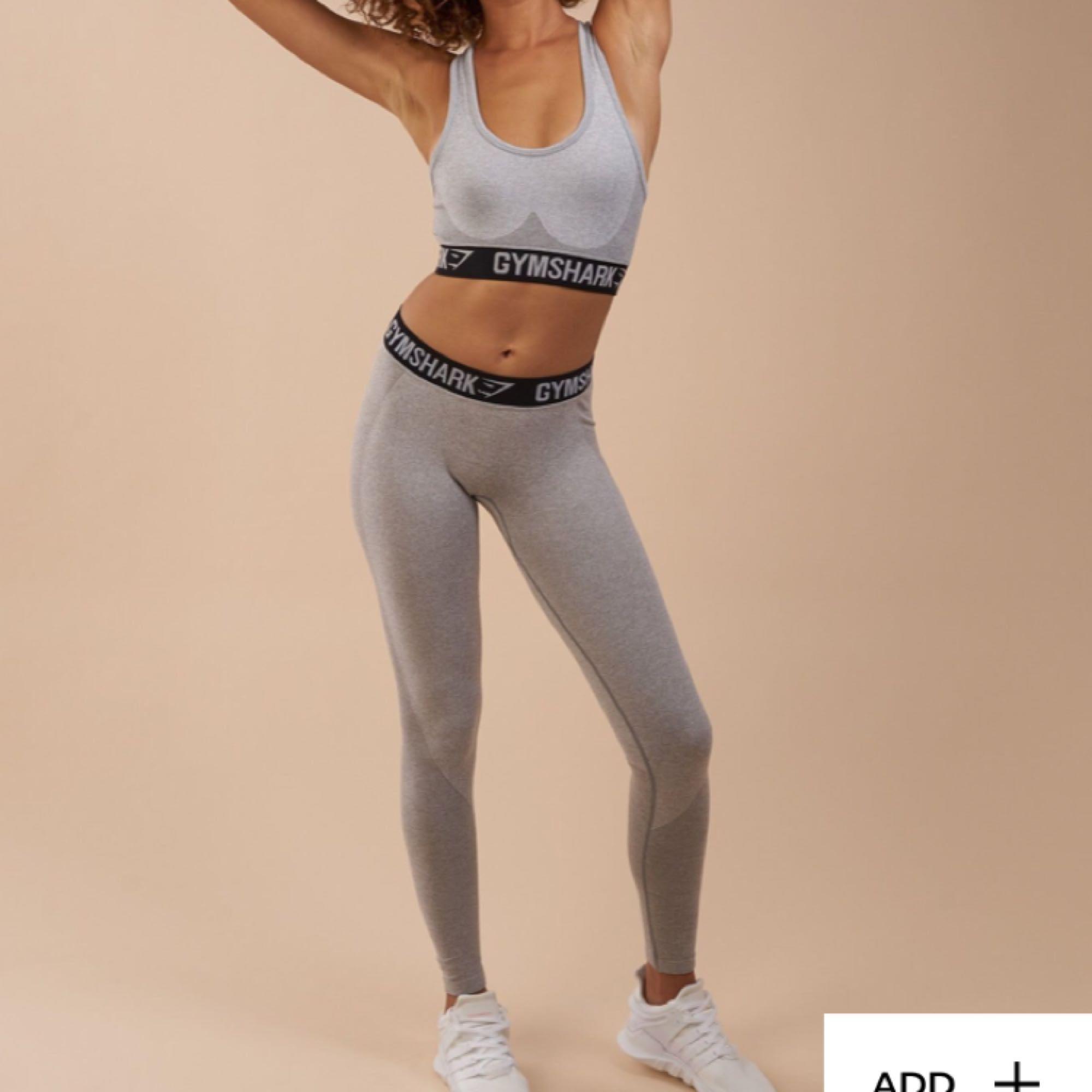 Gymshark flex tights, använda fåtal gånger! 🕊🕊. Jeans & Byxor.
