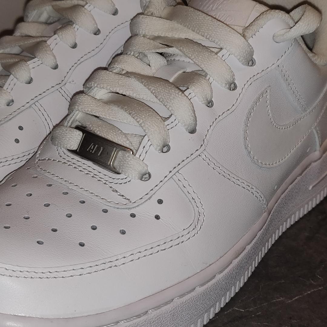 separation shoes 52ef1 237b3 Nike 1 Wmns Second Air Force Skor ́07 Hand Köpta qqxwrt