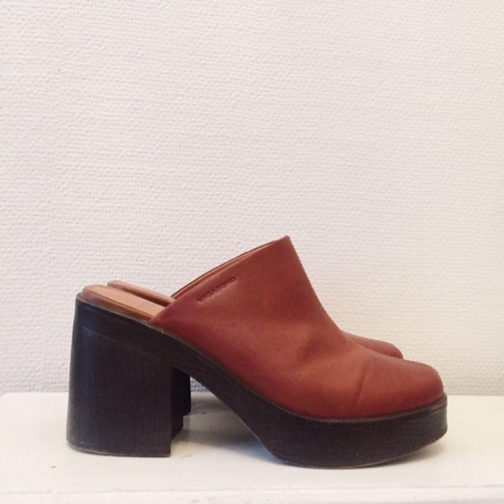 Super fina skor från Vagabond knappt använda pga fel storlek. Skor.