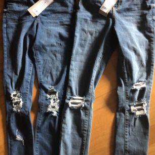 Helt nya Gina tricot jeans av modellen Gina