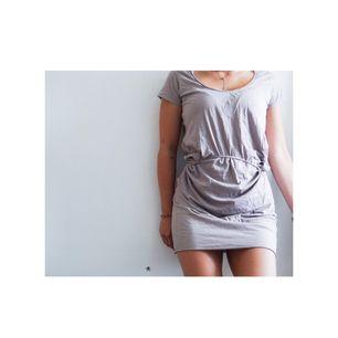 Somrig Maison Scotchklänning. Använd fåtal gånger (strl1)