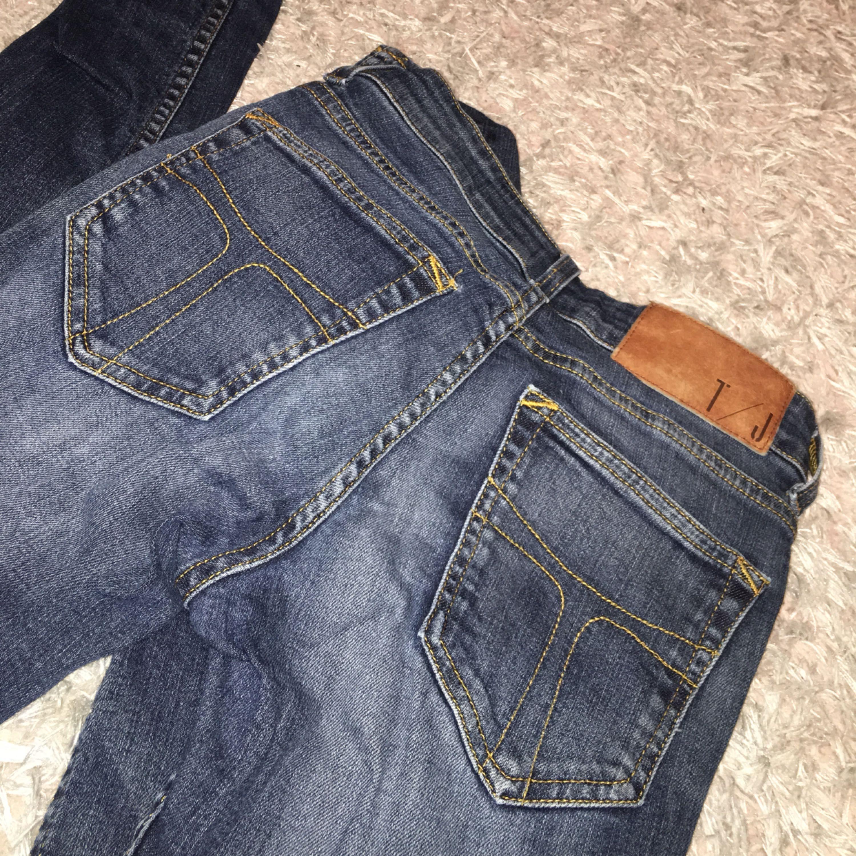 Äkta tiger of sweden Jeans, säljer pga att jag inte använder dom längre, använda 2 gånger.  Köpta för 1299 kr. Jeans & Byxor.