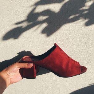 Mules från Zara. Köpt förra våren och sparsamt använda 💗❤️❤️