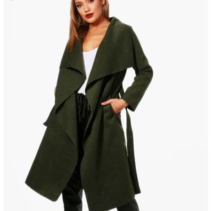 Kappa waterfall coat från Boohoo  One size