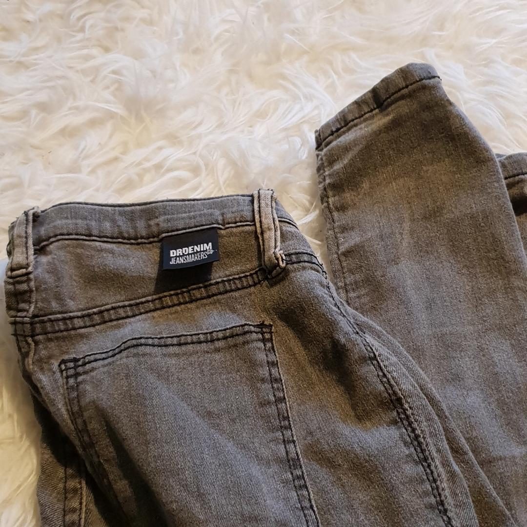 Drdenim jeans säljs pga för små för mig köparen står för frakten . Jeans & Byxor.