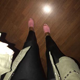 Festliga tights, köpta på Nelly.com! Använda en gång ❤️