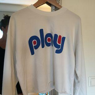 Nice sweatshirt från carlings, sjukt skönt material