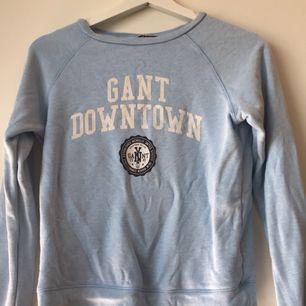 Gant tröja, ljusblå.