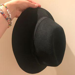 Hatt från Brandy Melville. Passar någon med ganska litet huvud 🎩 Hatten är i bra skick och säljs då den används alldeles för lite. Frakt ingår 😊