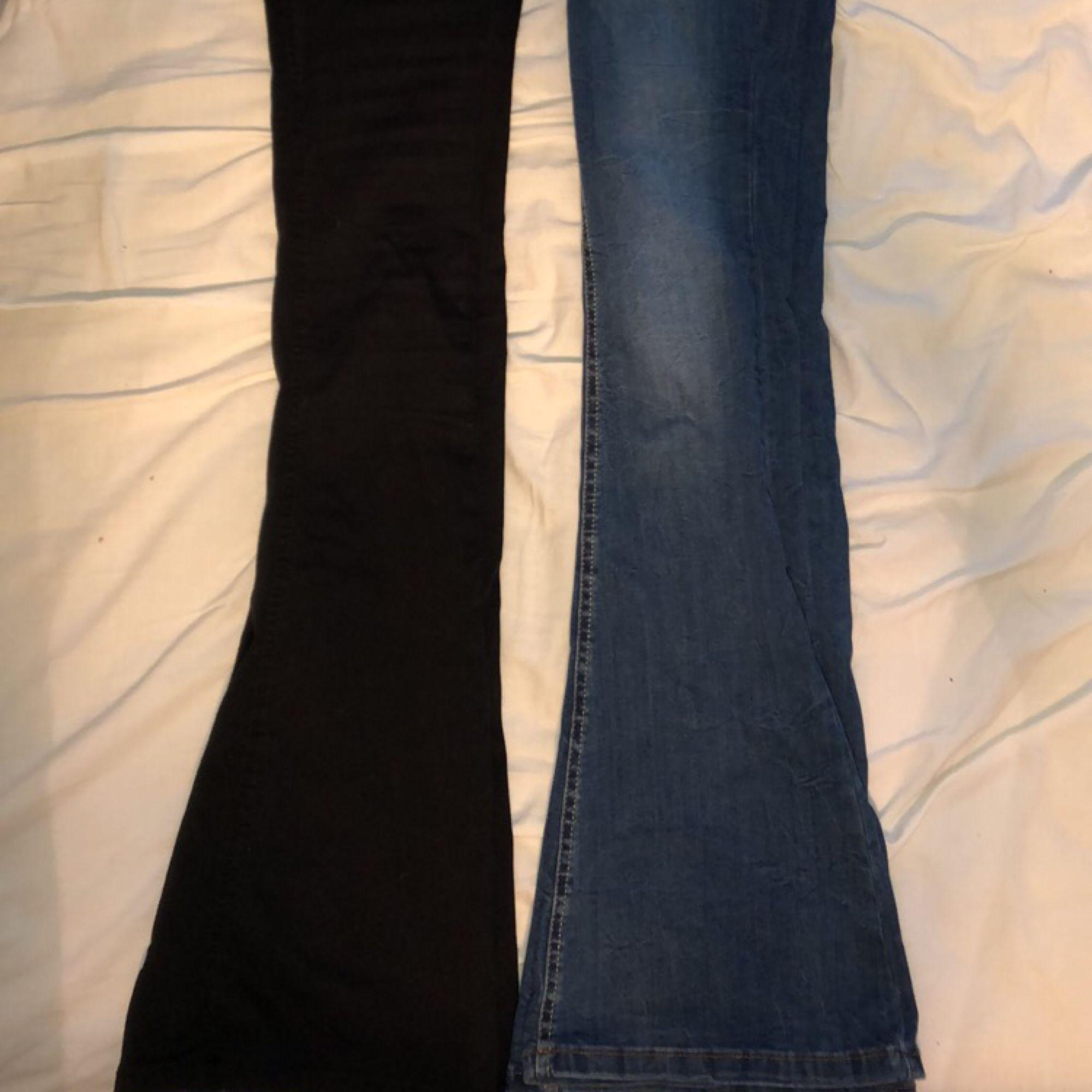 150:- styck. Helt nya bootcut jeans. Jeans & Byxor.