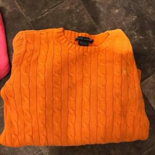 Äkta Ralph Lauren  Orange färg Använd 1 gång 400 kr Först till kvarn  (Butik pris 1899) Ink frakt