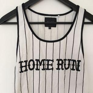 Baseball linne, intill aldrig används