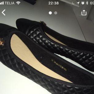 Fina skor ej använda frakt 40