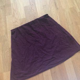 Kjol i mockaimitaion från Nelly, använd 1-2 ggr!!