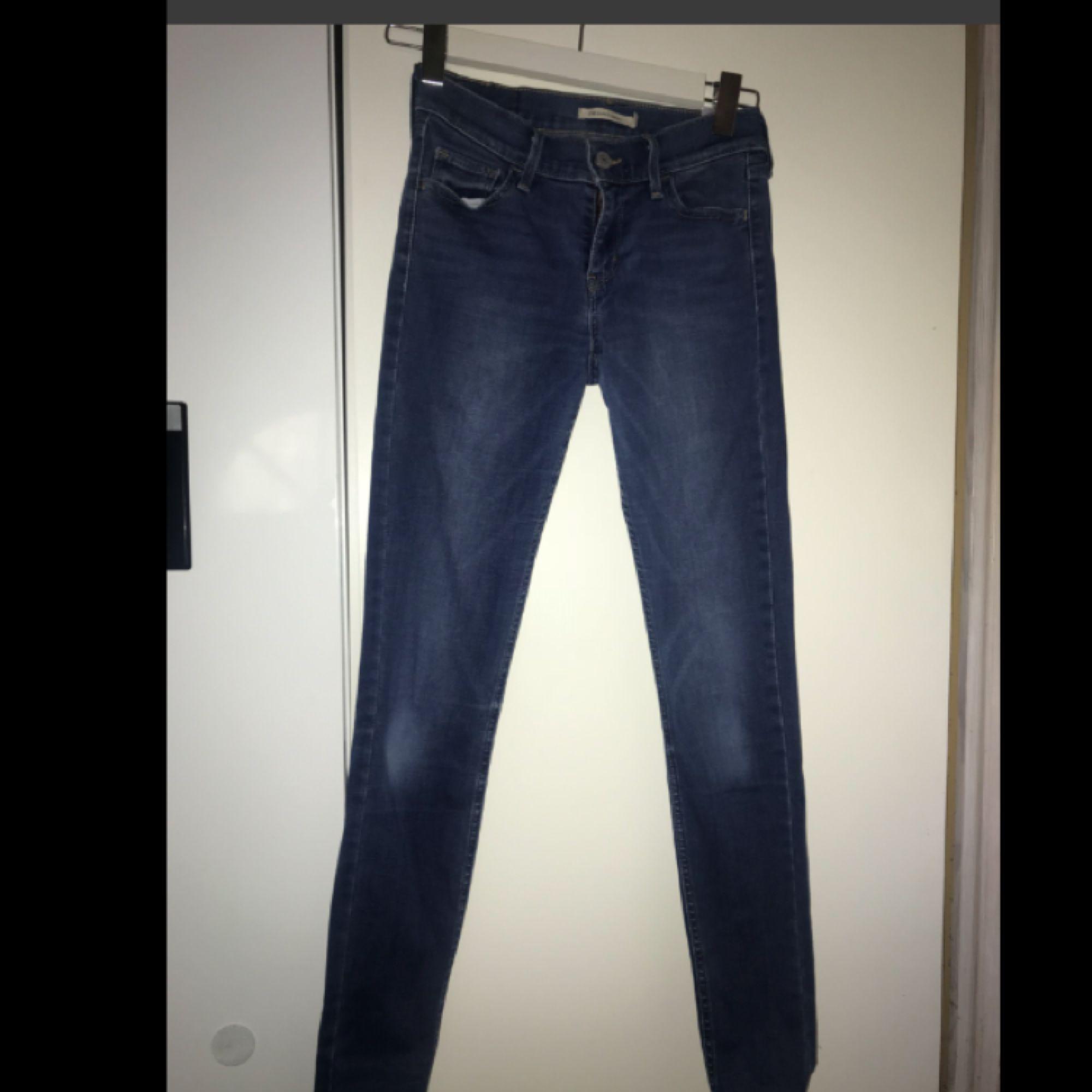 "Levi s jeans i modellen ""710 super skinny"" Bra skick Frakt ingår i priset   ... 4fdae22bb09e2"
