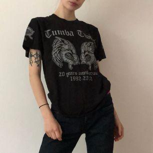 Goth tshirt size S använd 1 gång 💕 lite skrynklig för att den har legat i garderoben