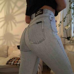 Ripped jeans från dr Denim, använda 1 gång! 30 kr frakt tillkommer 🌻