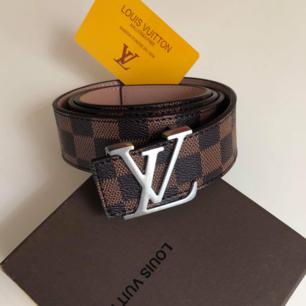 Louis Vuitton skärp i bästa AAA-kopia