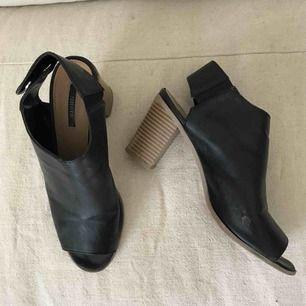 Sköna skor från Forever 21 i använt skick. Frakt tillkommer ✨