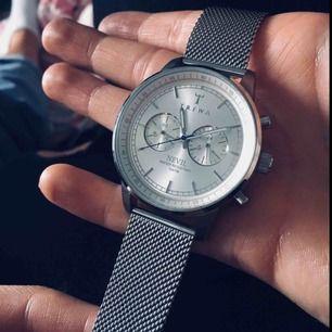 """Jätte fin unisex klocka från märket Triwa!  Nypris ligger på 2400 kr Modellen heter """"Nevil water resistent"""""""
