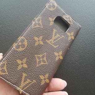 Louis Vuitton mobilfodral Samsung S7 A kopia Hämtas  kan frakta också   Kopia   Kan fraktas också
