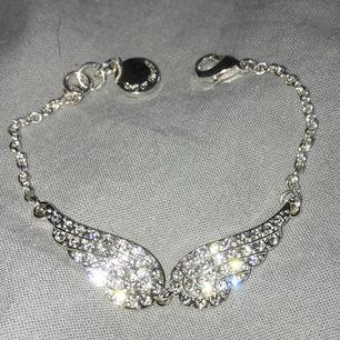 Jättefint oanvänt armband från Snö of Sweden, äkta silver