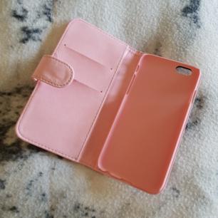 Skal med korthållare för iPhone 6s!