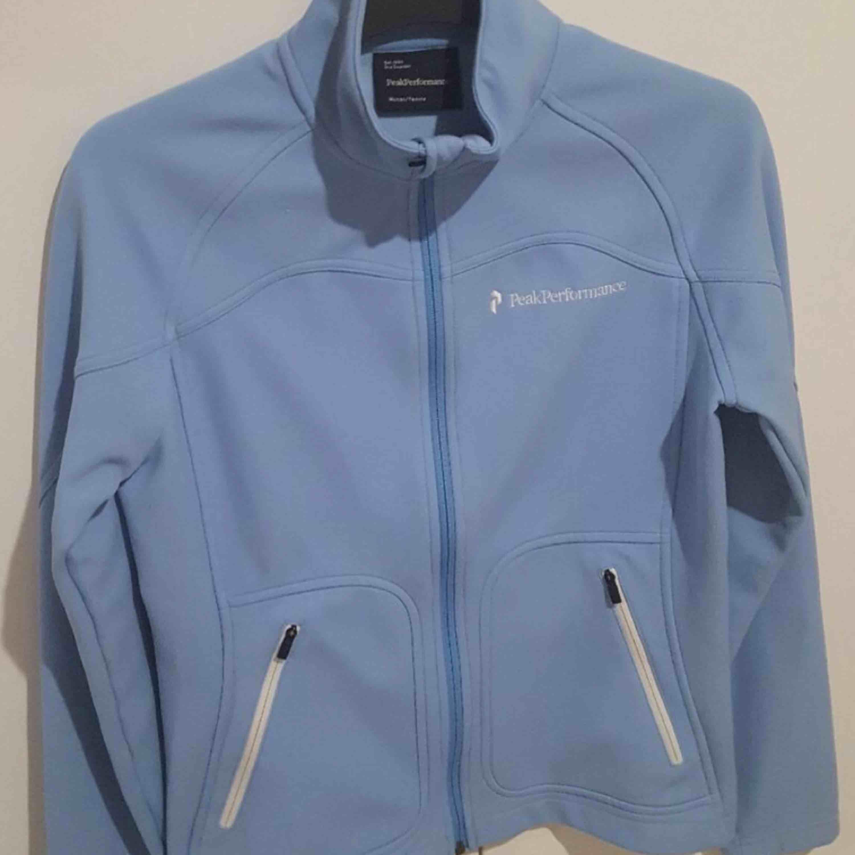 fbda0b16 Sælger min lyseblå jakke fra Pp, når den aldrig bliver brugt. Næppe brugt  Stl
