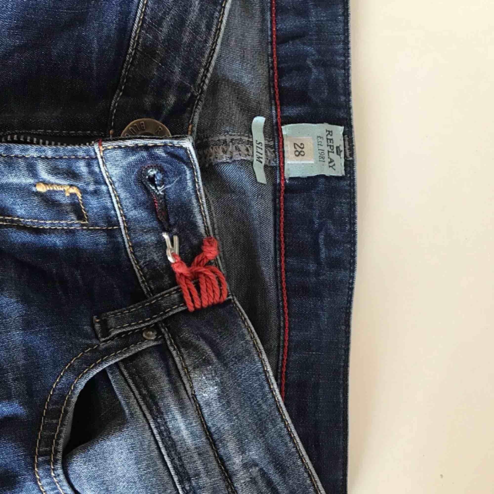 Replay jeans använda en gång. Passar S/M. Jeans & Byxor.