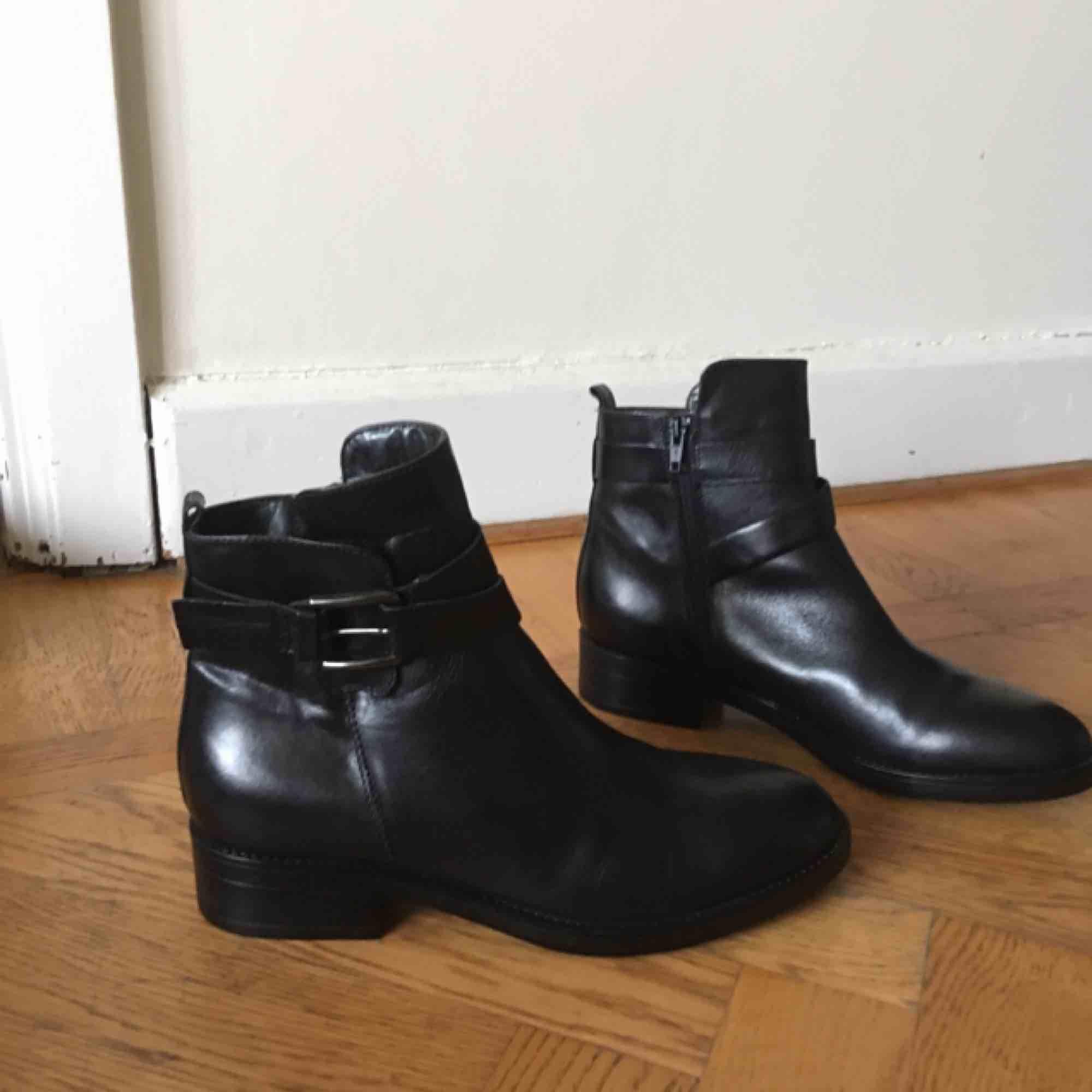 Helt oanvända boots från Nilson - Skor - Second Hand 7b7a6d254e301