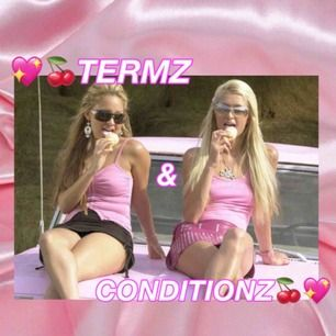 🦋Terms and conditions🦋