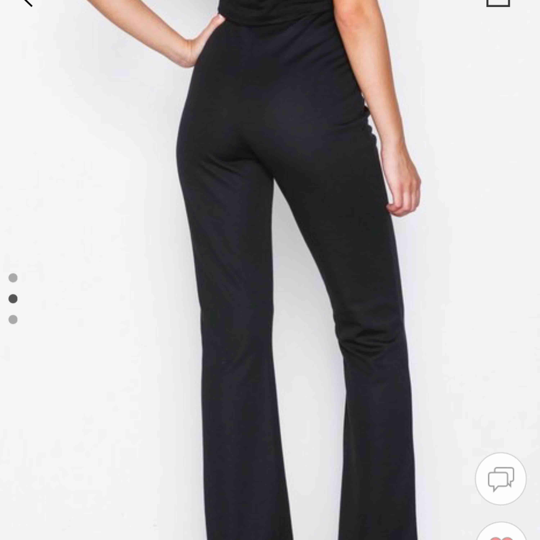 Säljer ett par bootcut byxor i - Jeans   Byxor - Second Hand 33c5c61c1e181