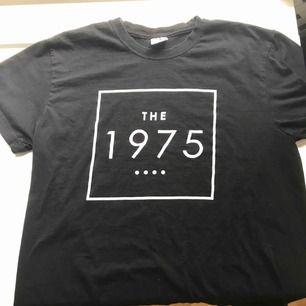 The 1975 tröja som jag använt ett flertal gånger. Tvättad, ej strykt. Inget tryck på baksidan. Fint skick!  MÖTS UPP I STOCKHOLM